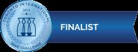 TISC 2014 Finalist Award