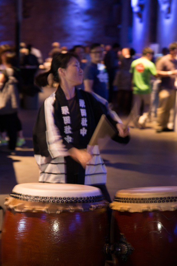 Like the past 3 years, taiko drums began the main event once again this year.