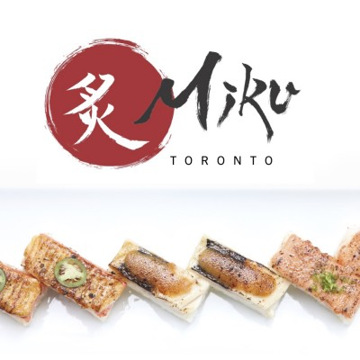 Miku Logo with photo